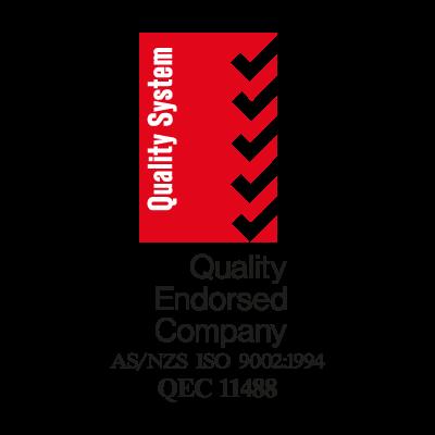 Quality Endorsed vector logo