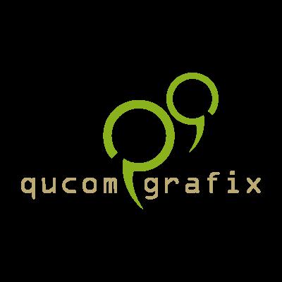 Qucom Grafix vector logo