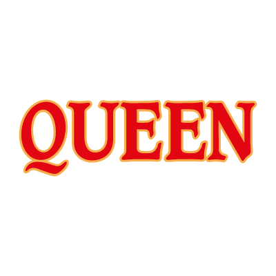Queen (Red) logo vector
