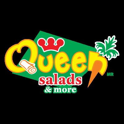 Queen Salads & More logo vector