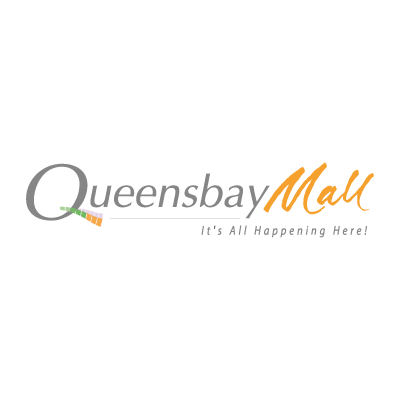 Queensbay Mall logo vector