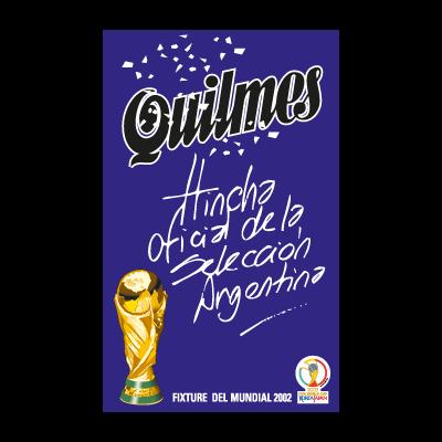 Quilmes FIFA 2002 logo vector