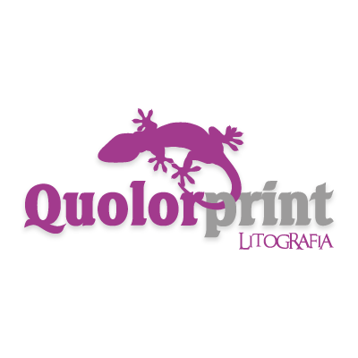 Quolor Print Litografia logo vector
