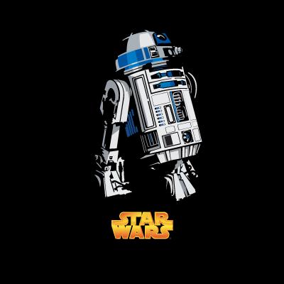 R2-D2 logo vector