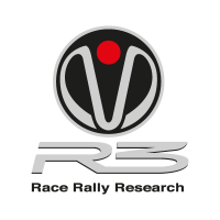 R3 Race Rally Research vector logo