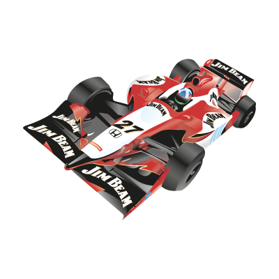 Race Car Alex logo vector