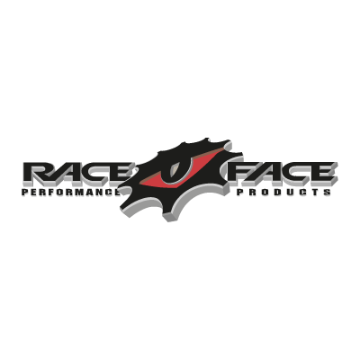 Race Face vector logo