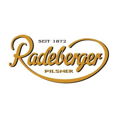 Radeberger vector logo