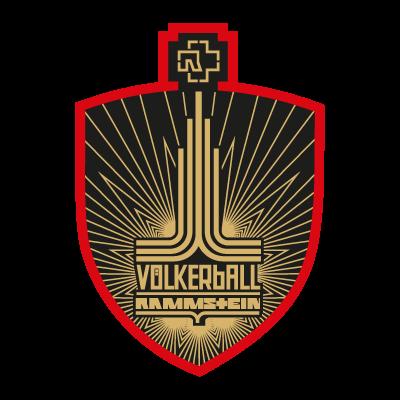 Rammstein Volkerball logo vector