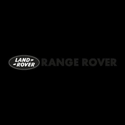Range Rover logo vector