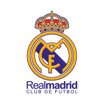 Real Madrid C. F. Centenario logo vector