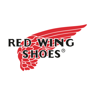 Red Wing Shoes logo vector