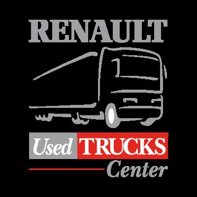 Renault Used Trucks Center vector logo