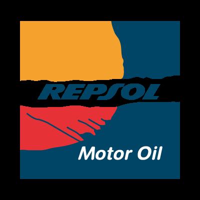 Repsol Motor Oil (.EPS) logo vector