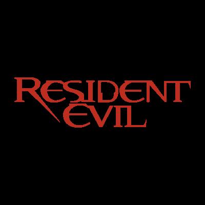 Resident Evil logo vector