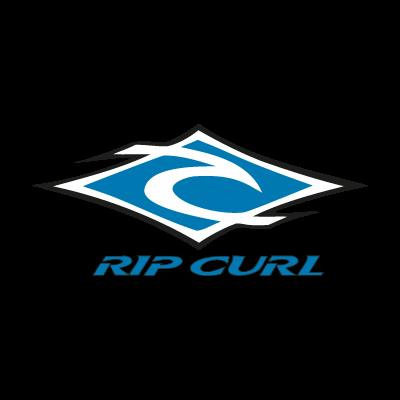 Rip Curl company logo vector