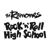 Rock And Roll High School vector logo