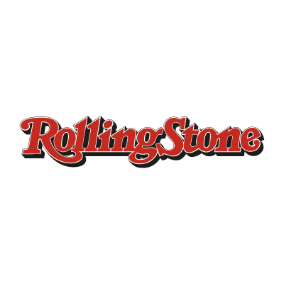 Rolling Stone Magazine logo vector