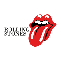 Rolling Stones (music) vector logo