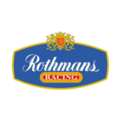Rothmans Racing logo vector