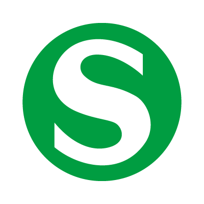 S Bahn logo vector