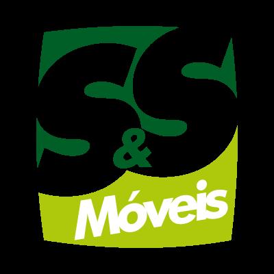 S&S Moveis logo vector