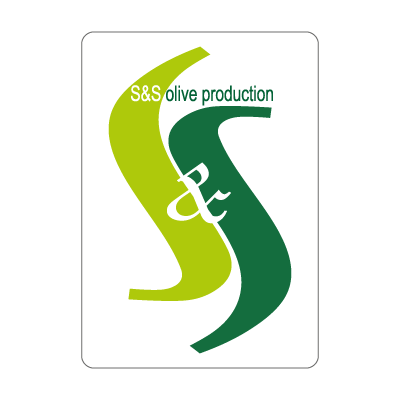 S & S olives logo vector