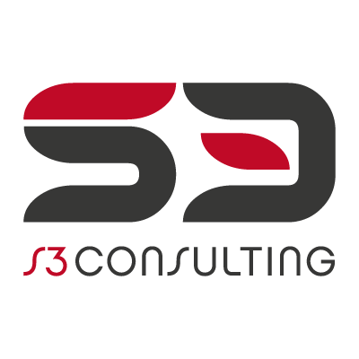 S3 Consulting logo vector