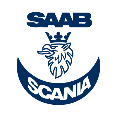 SAAB Scania (.EPS) logo vector