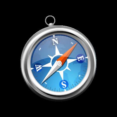 Safari Browser vector logo