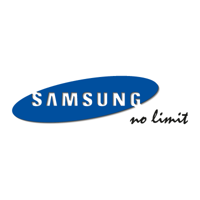 Samsung No Limit logo vector