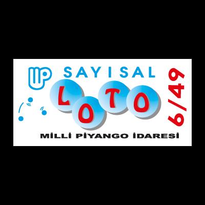 Sayisal Loto logo vector