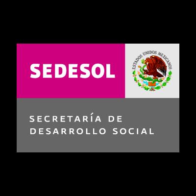 Sedesol logo vector