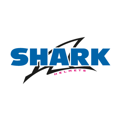 Shark Helmets logo vector