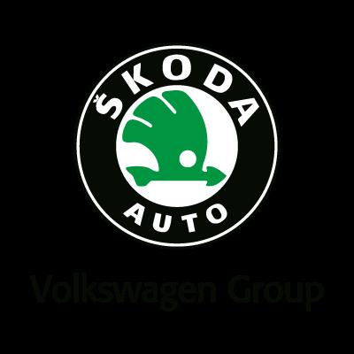 Skoda Auro logo vector