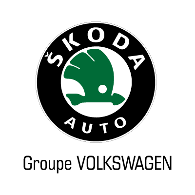 Skoda Auto (.EPS) vector logo – Vector logo free download ...