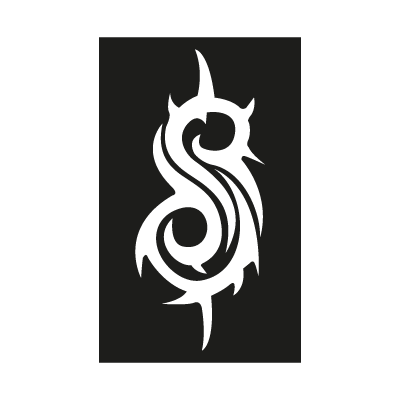 Slipknot band logo vector
