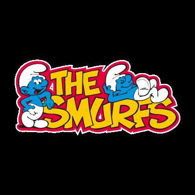 Smurfs TV vector free download