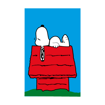 Snoopy (.EPS) vector free download