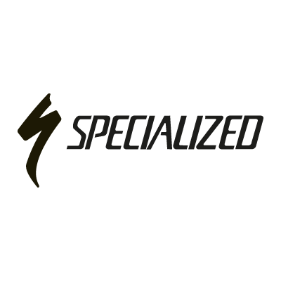 Specialized black logo vector