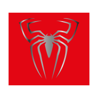 Spider-man movies vector logo
