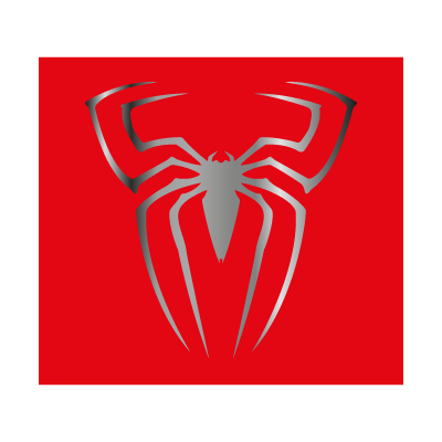 Spider-man movies logo vector