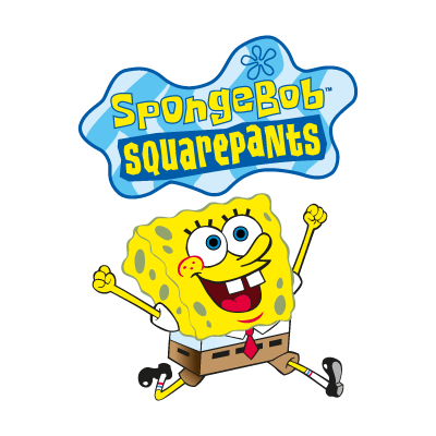 Spongebob Squarepants (.EPS) vector logo