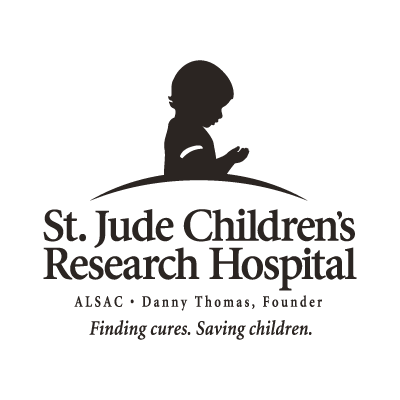St. Jude Children's Research Hospital vector logo