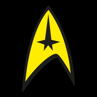 Star Trek logo vector