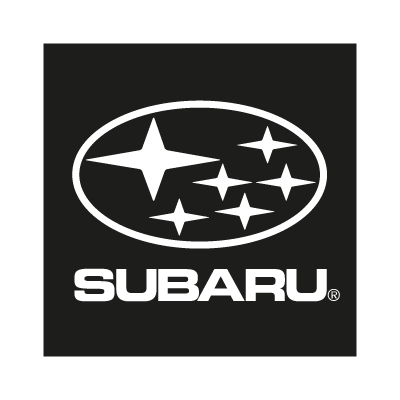 Subaru old logo vector