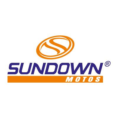Sundown Motos vector logo