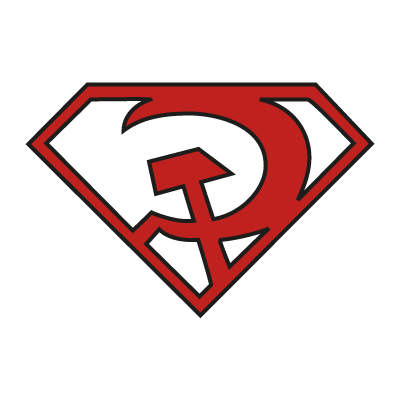 Superman Red Son logo vector