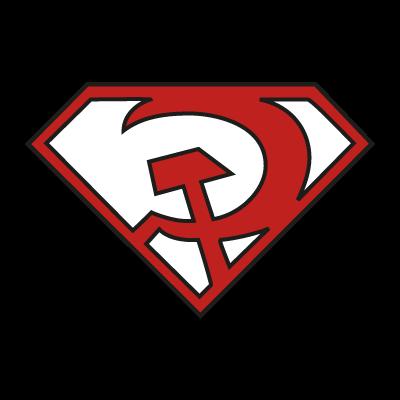 Superman Red Son logo vector