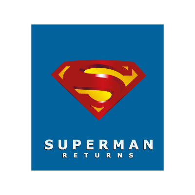 Superman Returns logo vector